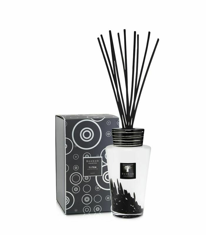 Totem Diffuser Feathers Black