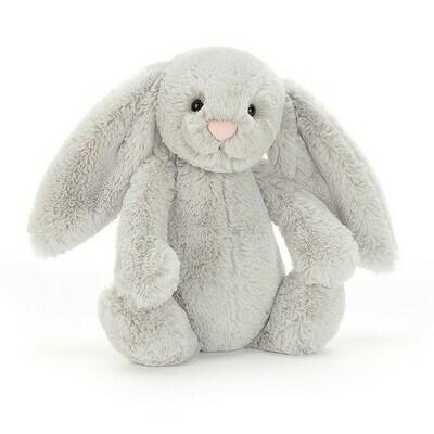 Gray Medium Bashful Bunny