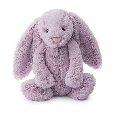 Lilac Small Bashful Bunny