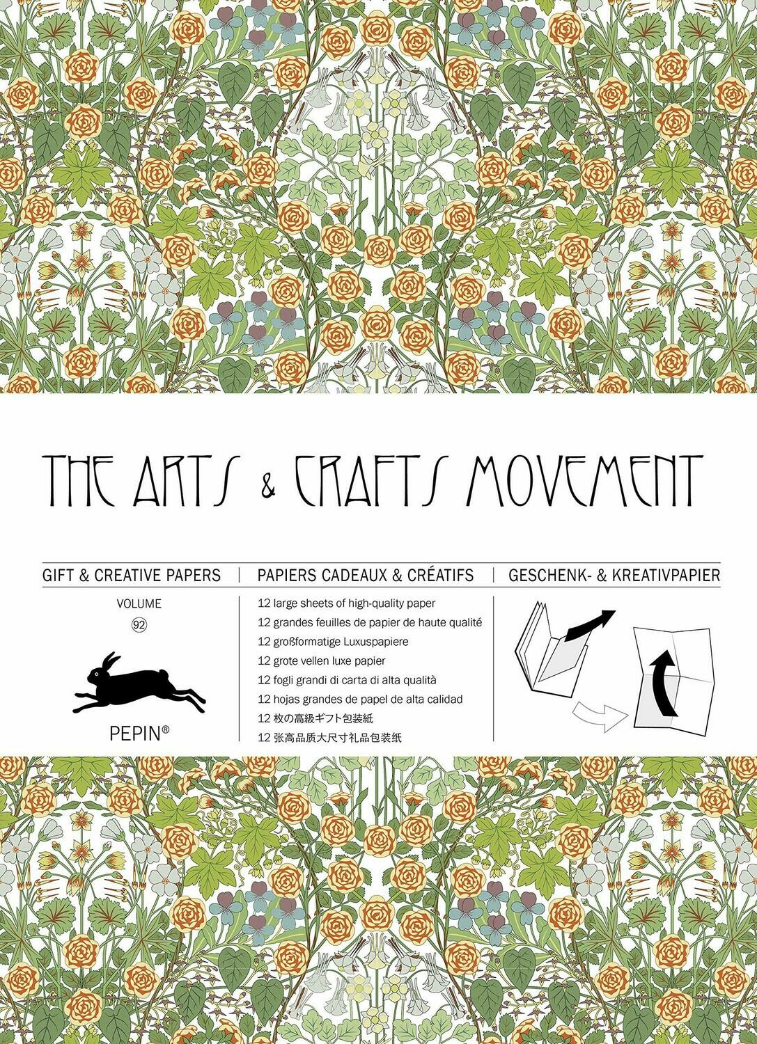 GCP 92 Art and Crafts Movement