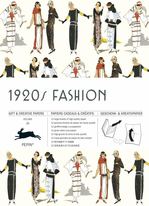 GCP 93 1920's Fashion
