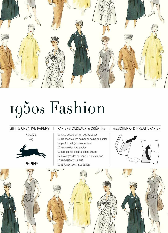 GCP 94 1950's Fashion
