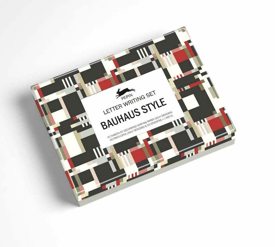 Letter Writing Set- Bauhaus