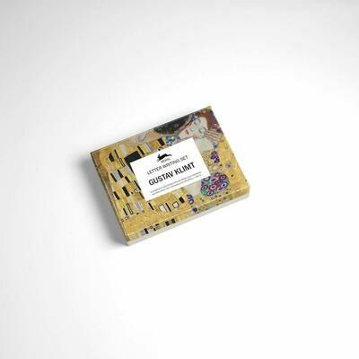 Letter Writing Set- Gustav Klimt