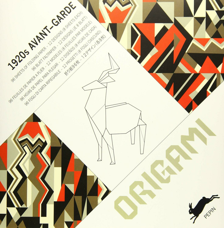 Origami Book- 1920's Avant-Garde