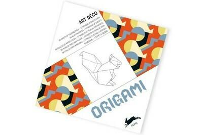 Origami Book- Art Deco