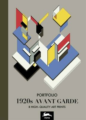 Art Portfolio 1920's Avant-Garde