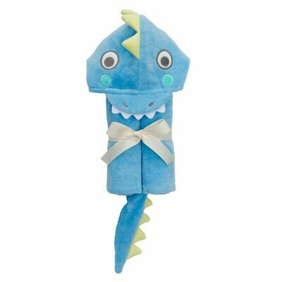 Bath Wrap Sea Serpent. Blue