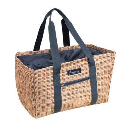 Vacances Cooler Shopping Tote Bag Pannier
