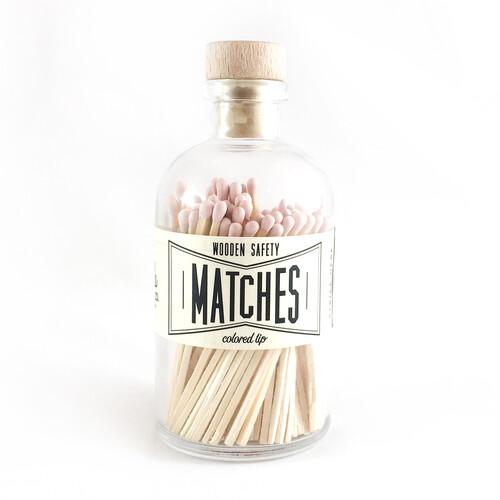 Medium Matches Light Pink