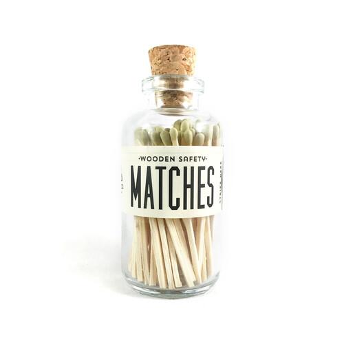 Mini Matches Gold