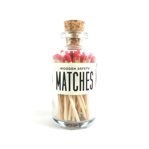 Mini Matches Red