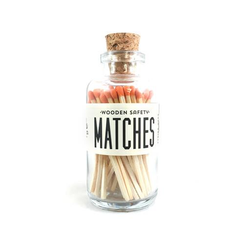Mini Matches Orange