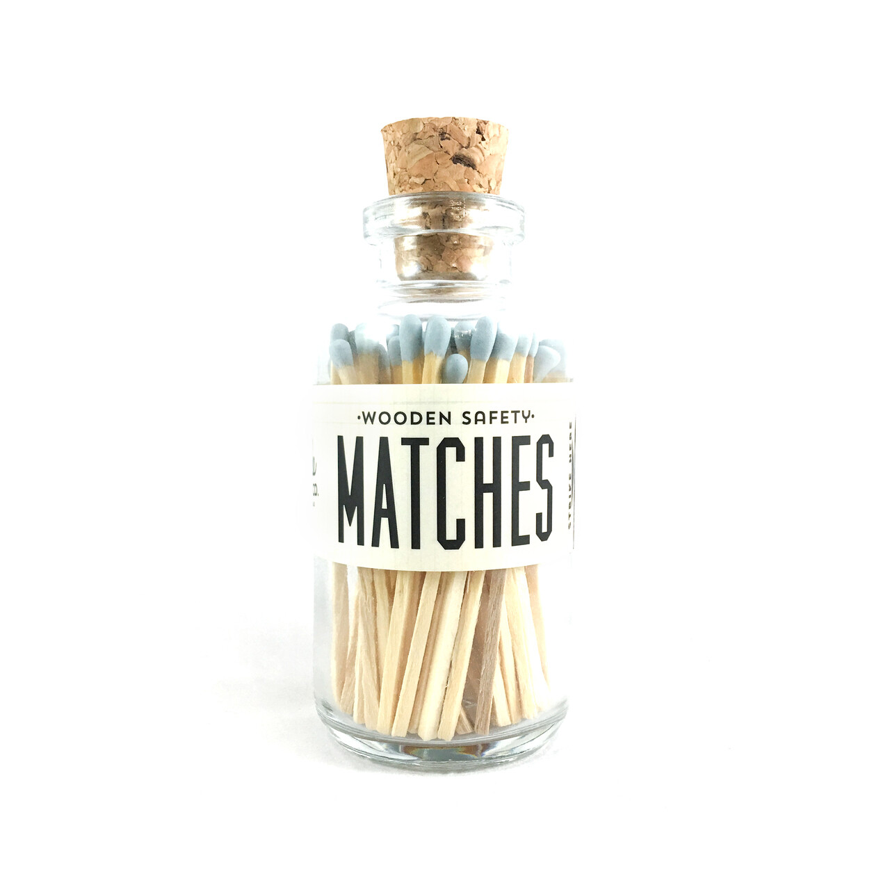 Mini Matches Powder Blue