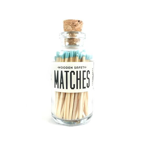 Mini Matches Tea