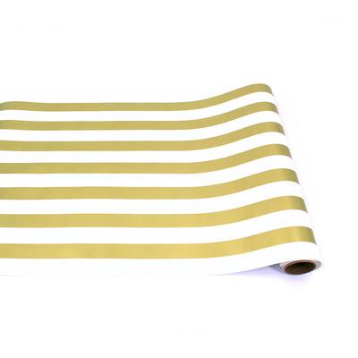 Gold Classic Stripe Runner