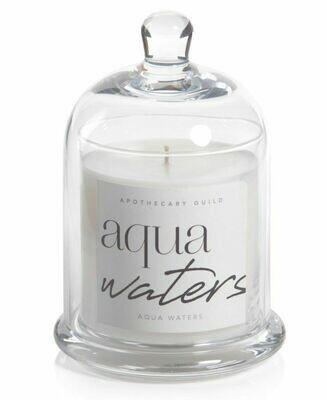 Aqua Waters Glass Dome
