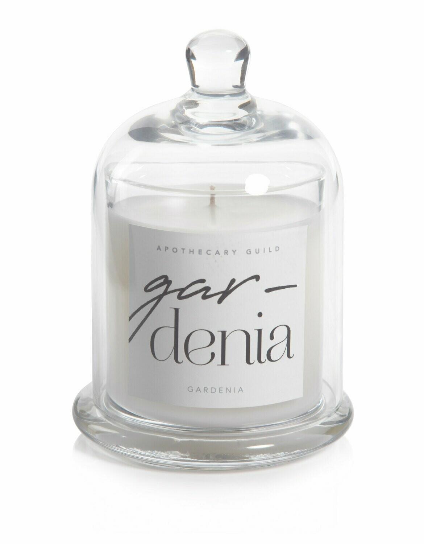 Gardenia Glass Dome