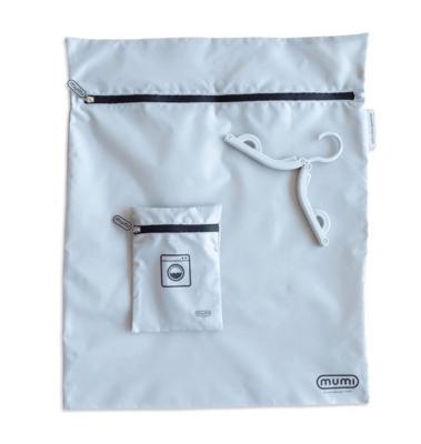 Travel Laundry Bag - Black