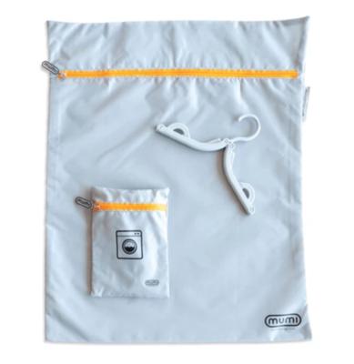 Travel Laundry Bag - Orange