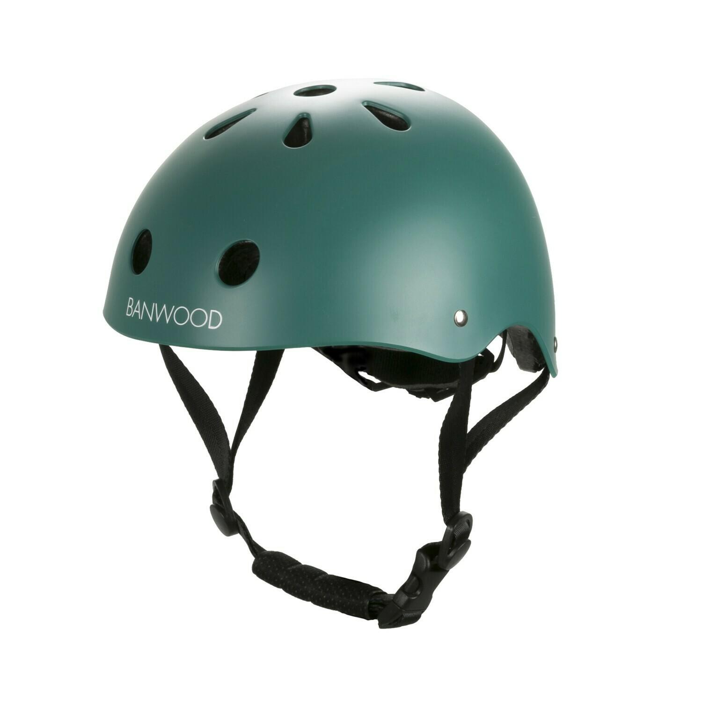 Green Helmet First Go!