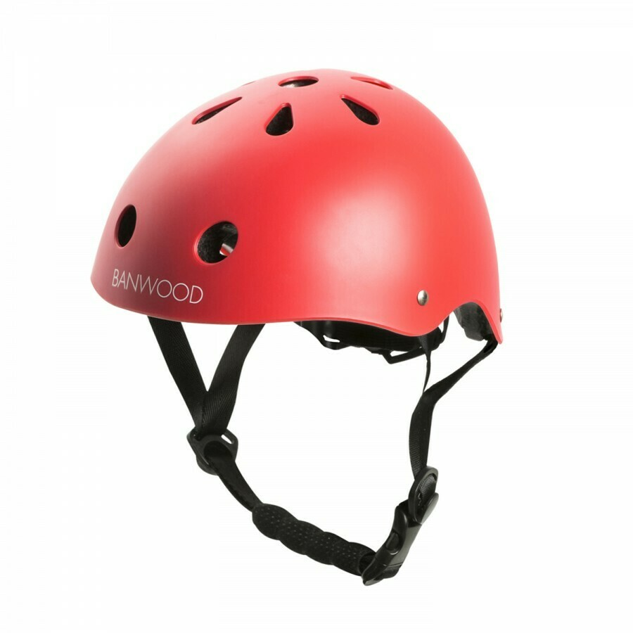 Red Helmet First Go!
