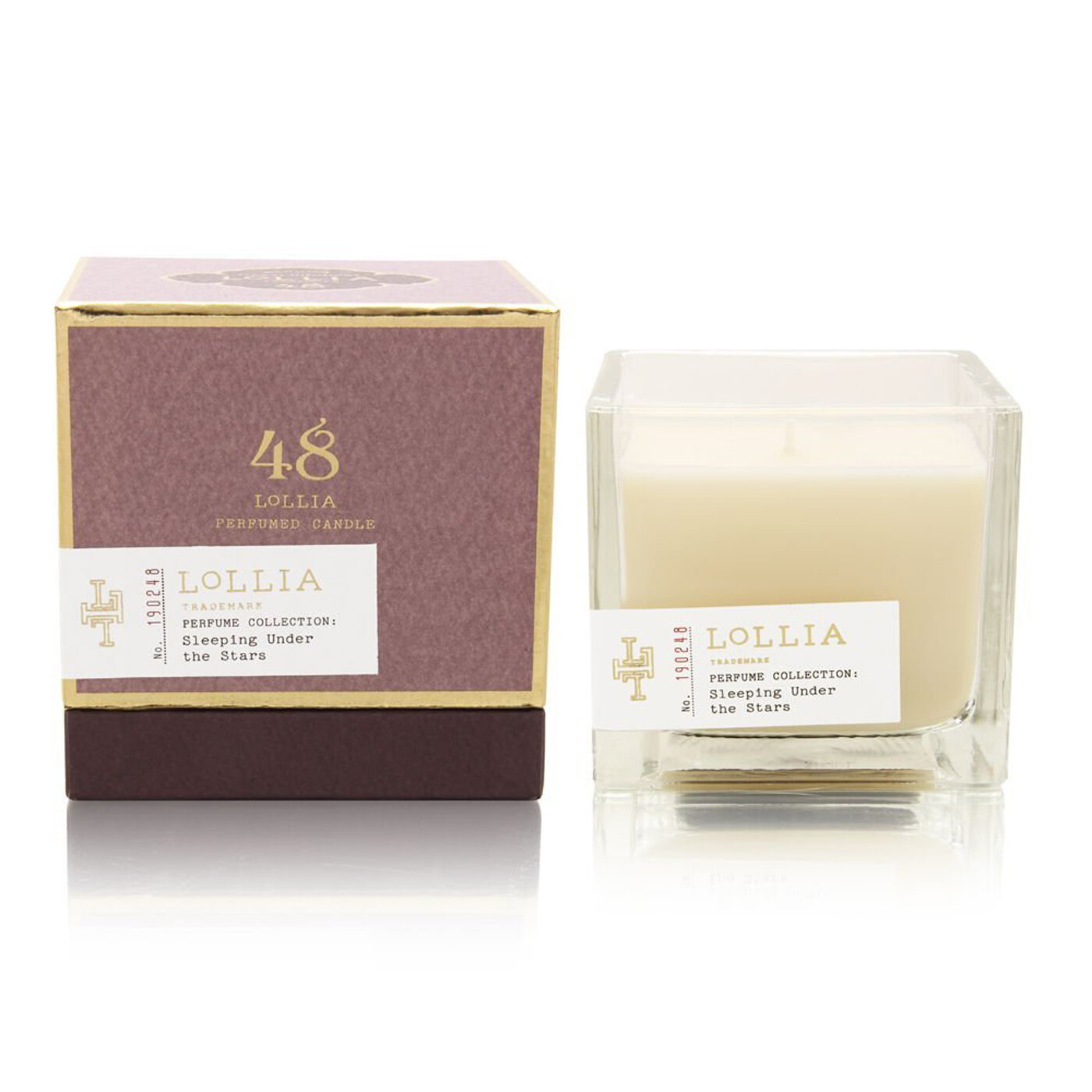 Sleeping Under The Stars NO.48 Poetic License Candle