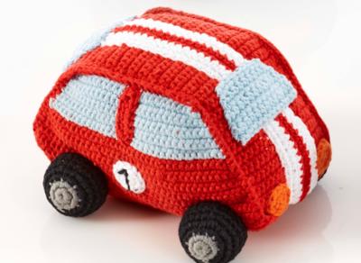 Racing Car Rattle