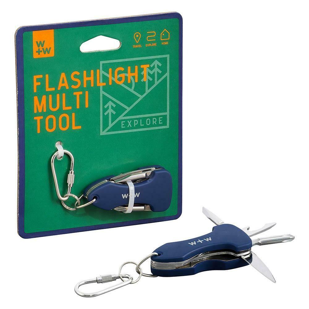 Flashlight Multi-Tool