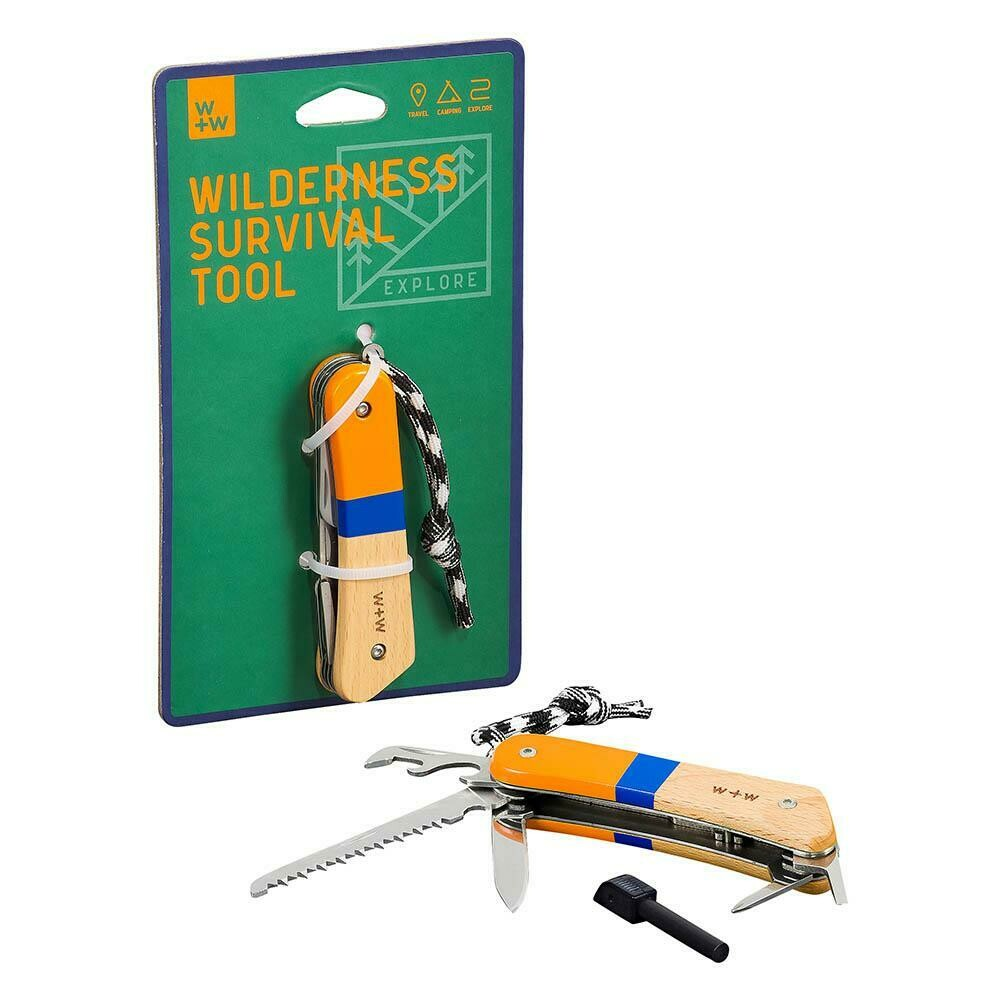 Wilderness Survival Tool