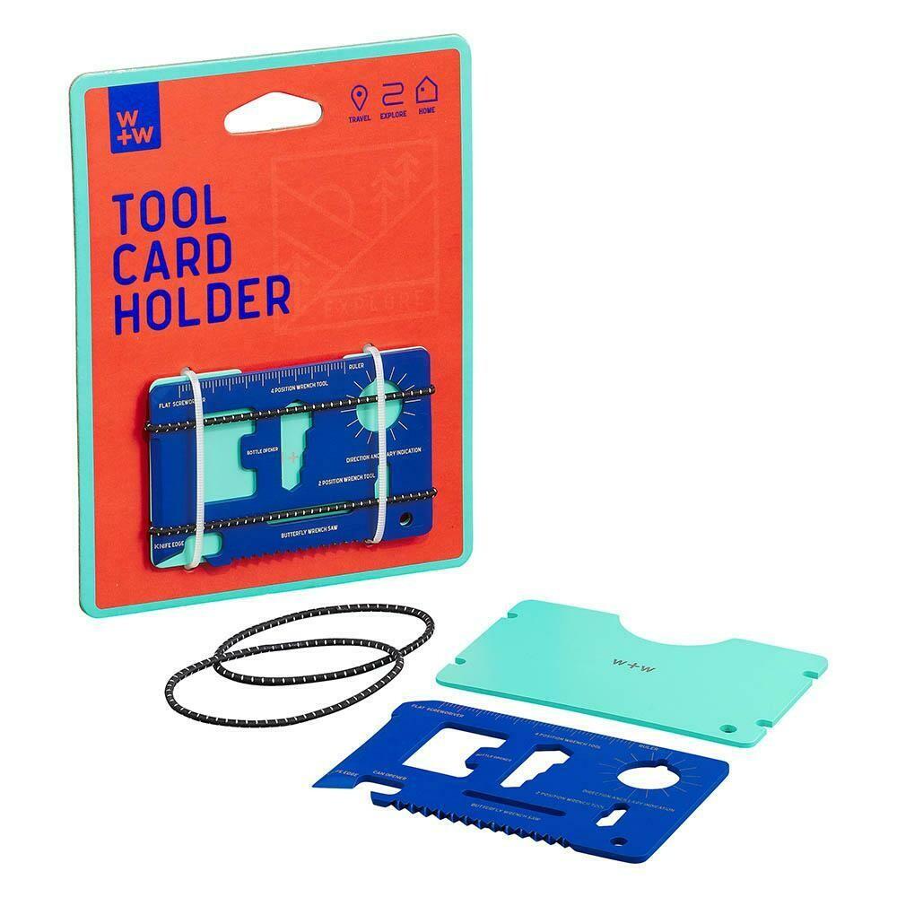 Tool Card Holder