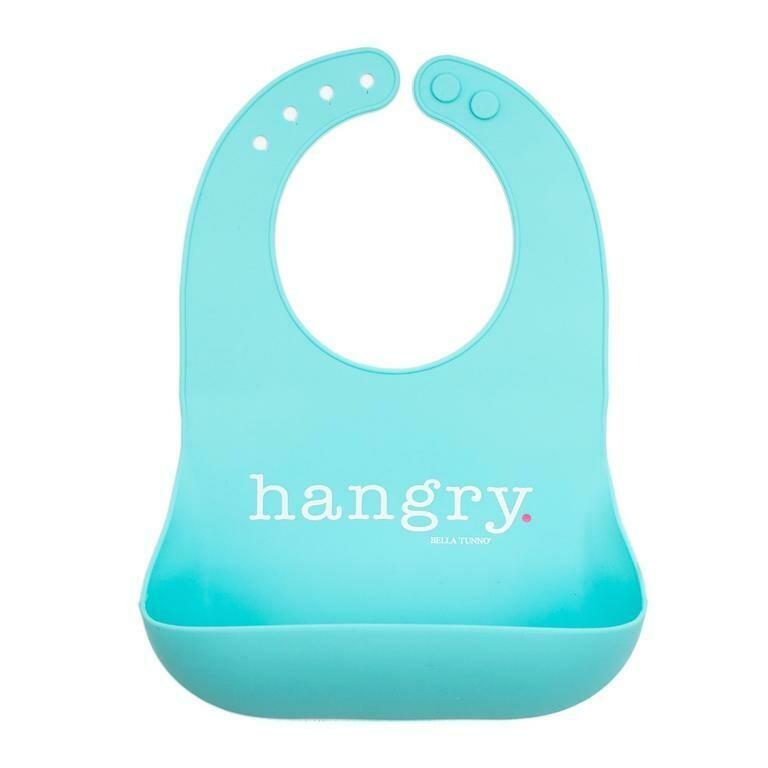Hangry Girl Wonder Bib