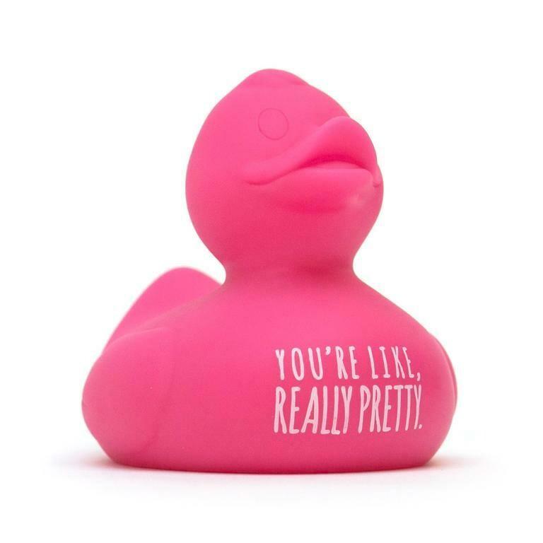 Pink Wonder Duck