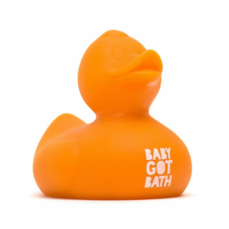 Orange Wonder Duck