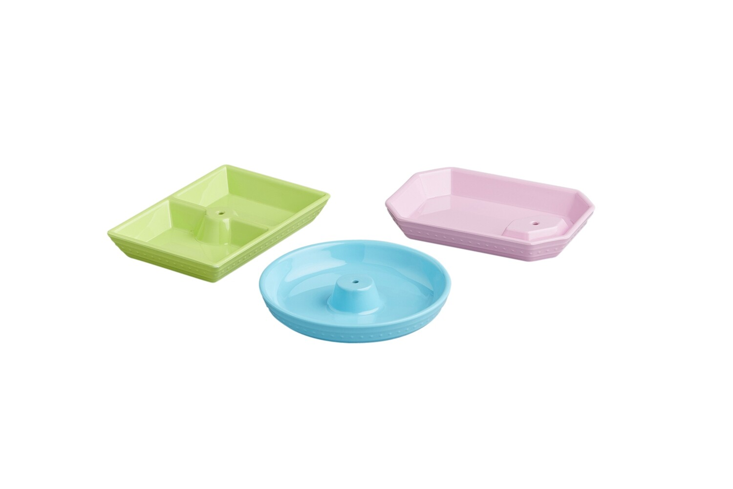 Dainty Dishes S/3