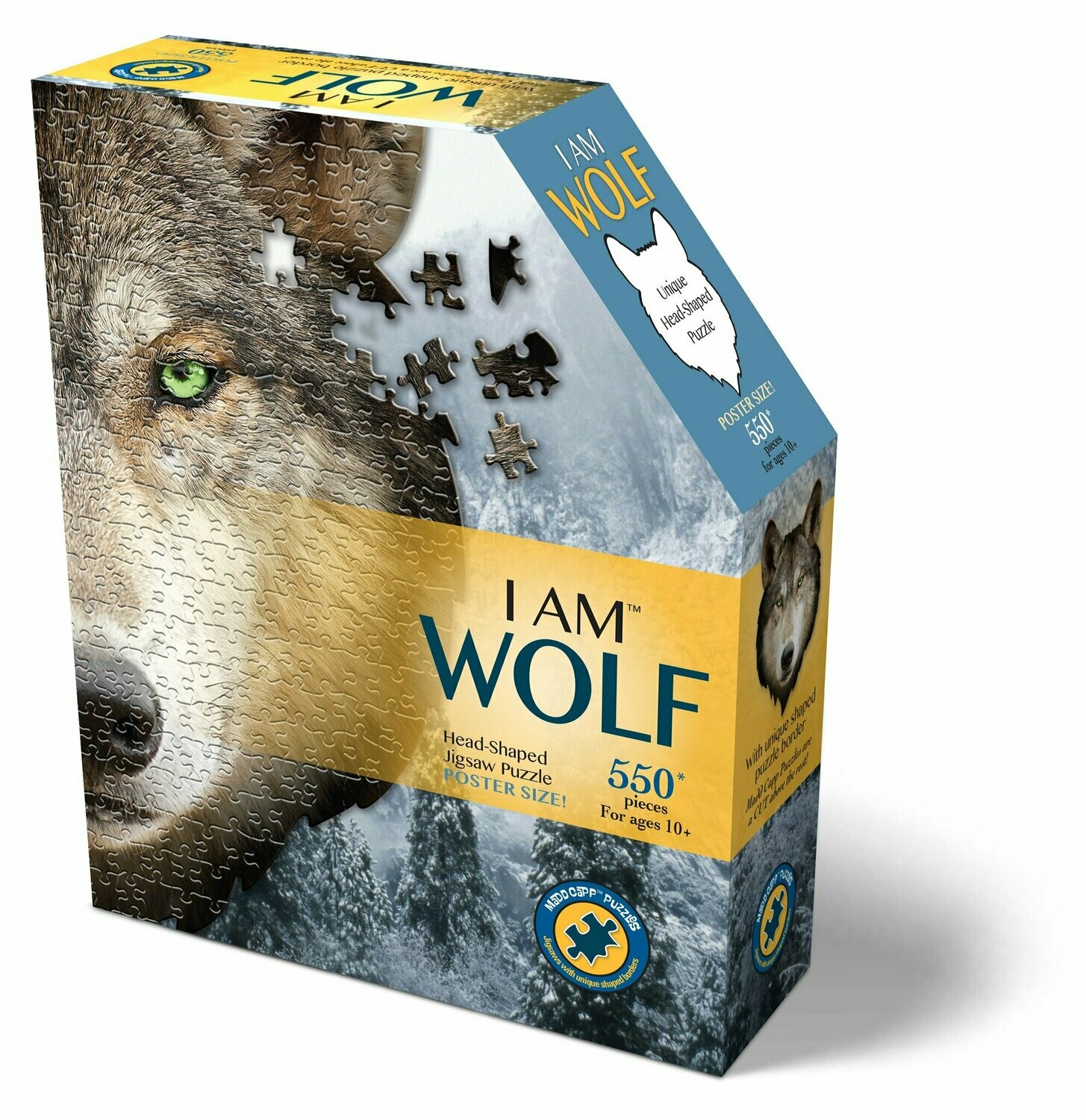 I Am Wolf Puzzle