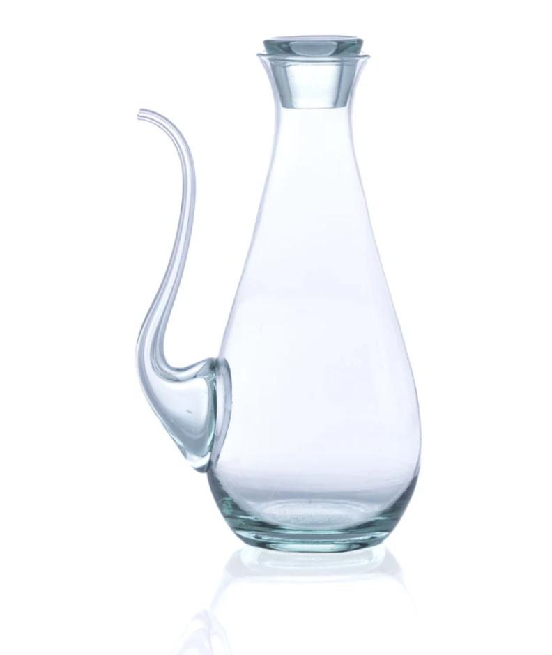 Oil or Vinegar Cruet Clear