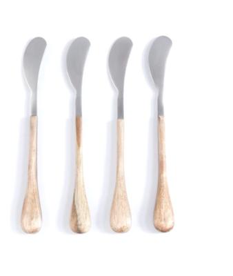 Set of 4 Butter Knifes
