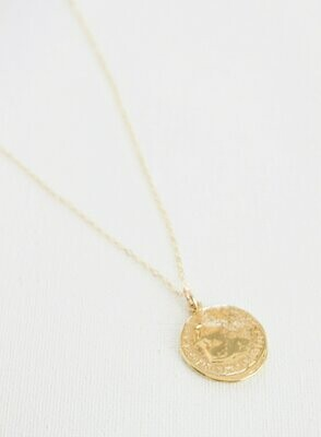 Gold Cleopatra Chain CN1251