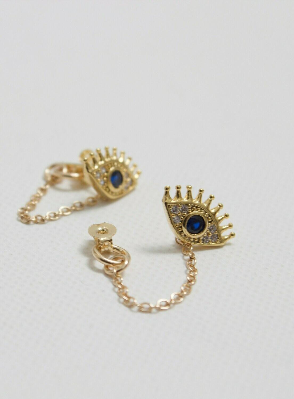 Evil Eye Chain E1222