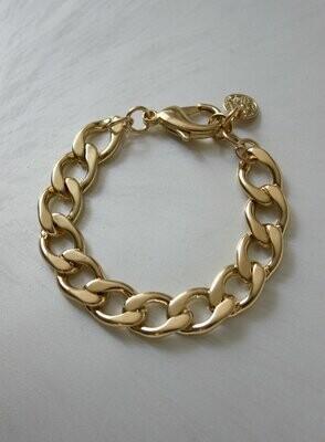 Gold Chain Bracelete B1129