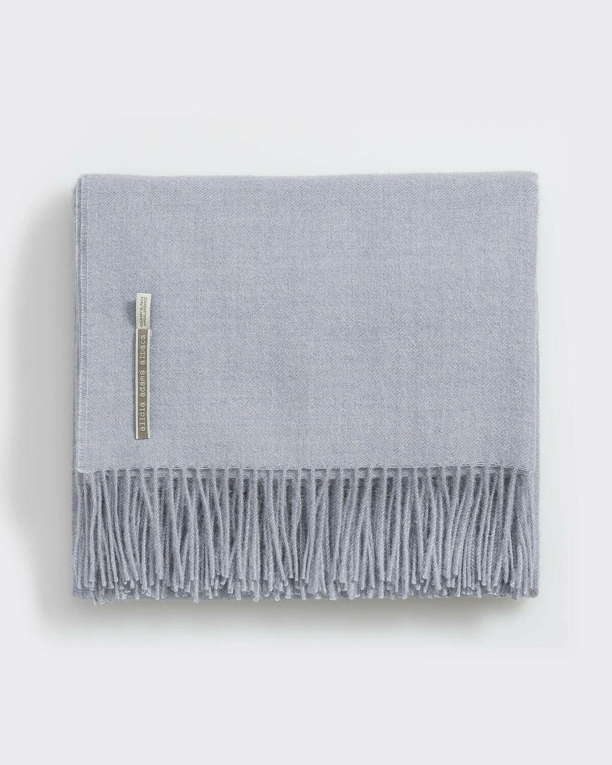 Chambray Solid Throws