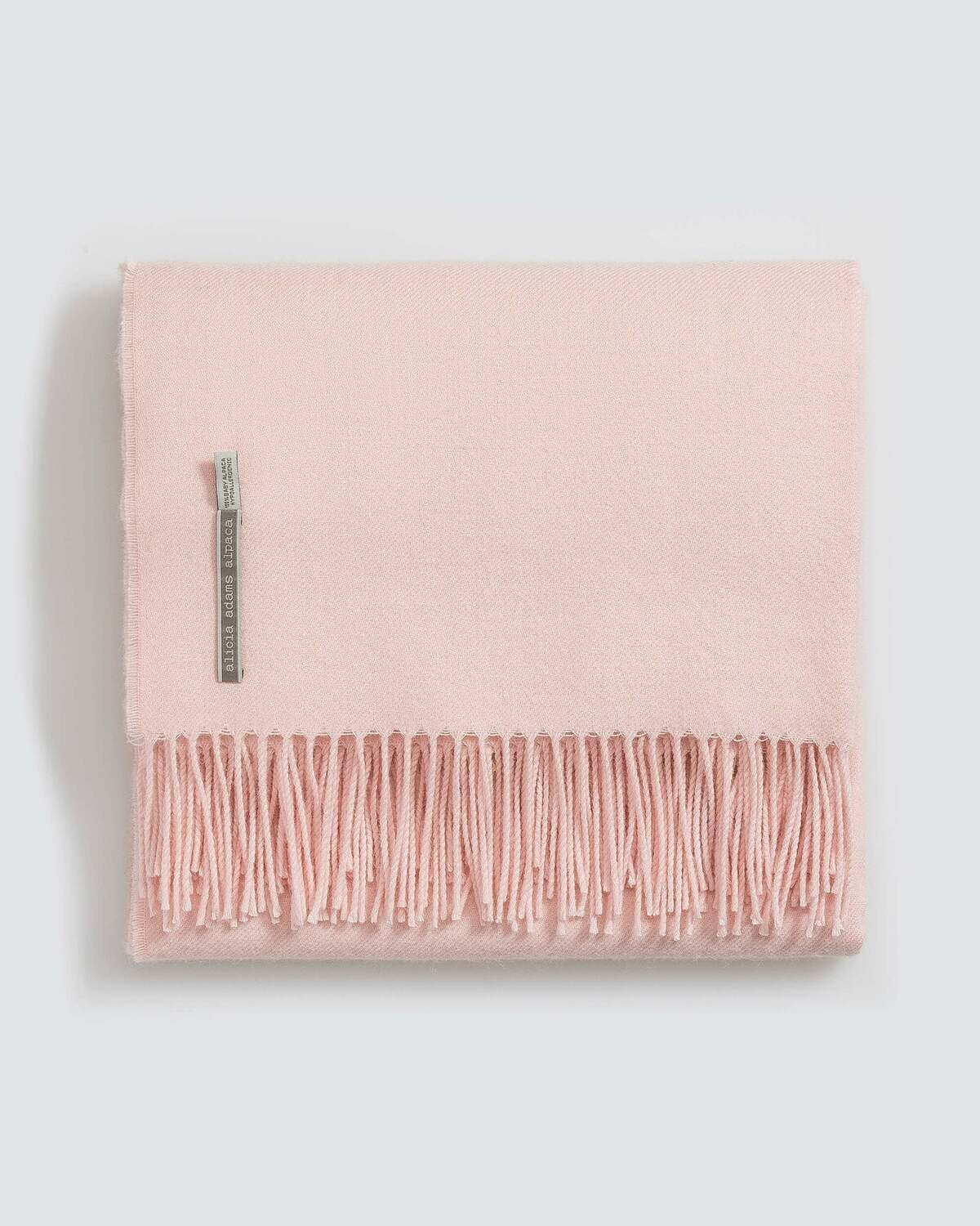 English Rose Solid Throws
