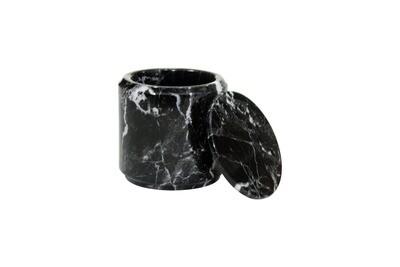Black Zebra Canister