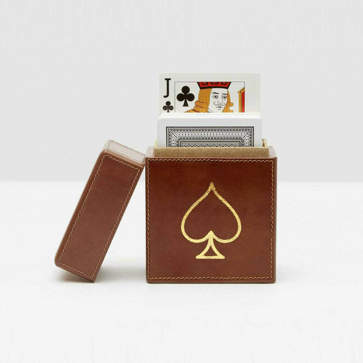 Lg Playing Card In Box