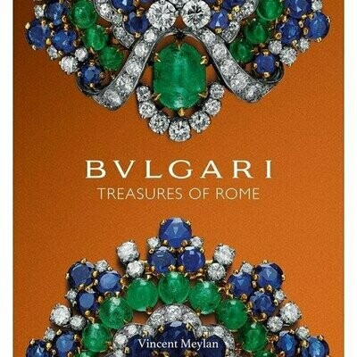 Bulgari-Treasures of Rome Book