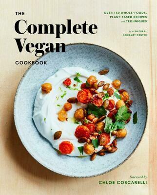 Complete Vegan Cookbook