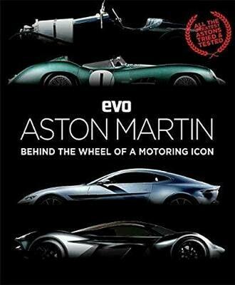 Evo Aston Maritin