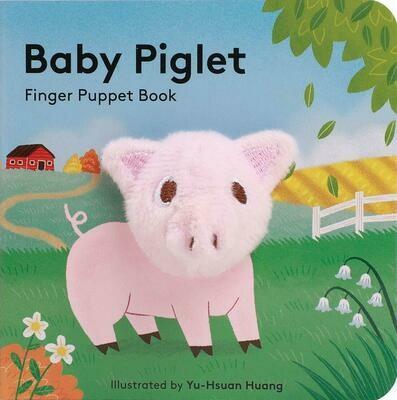 Baby Piglet Book