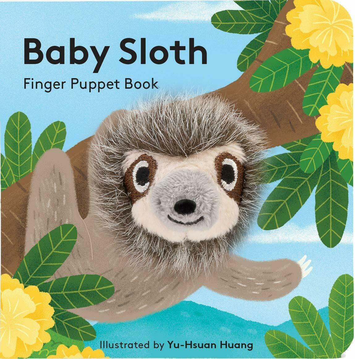 Baby Sloth Book